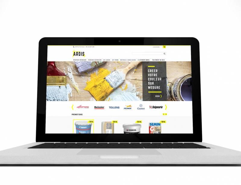 cr ation de site internet pas cher pour entreprise de vente en ligne graphiste web designer. Black Bedroom Furniture Sets. Home Design Ideas
